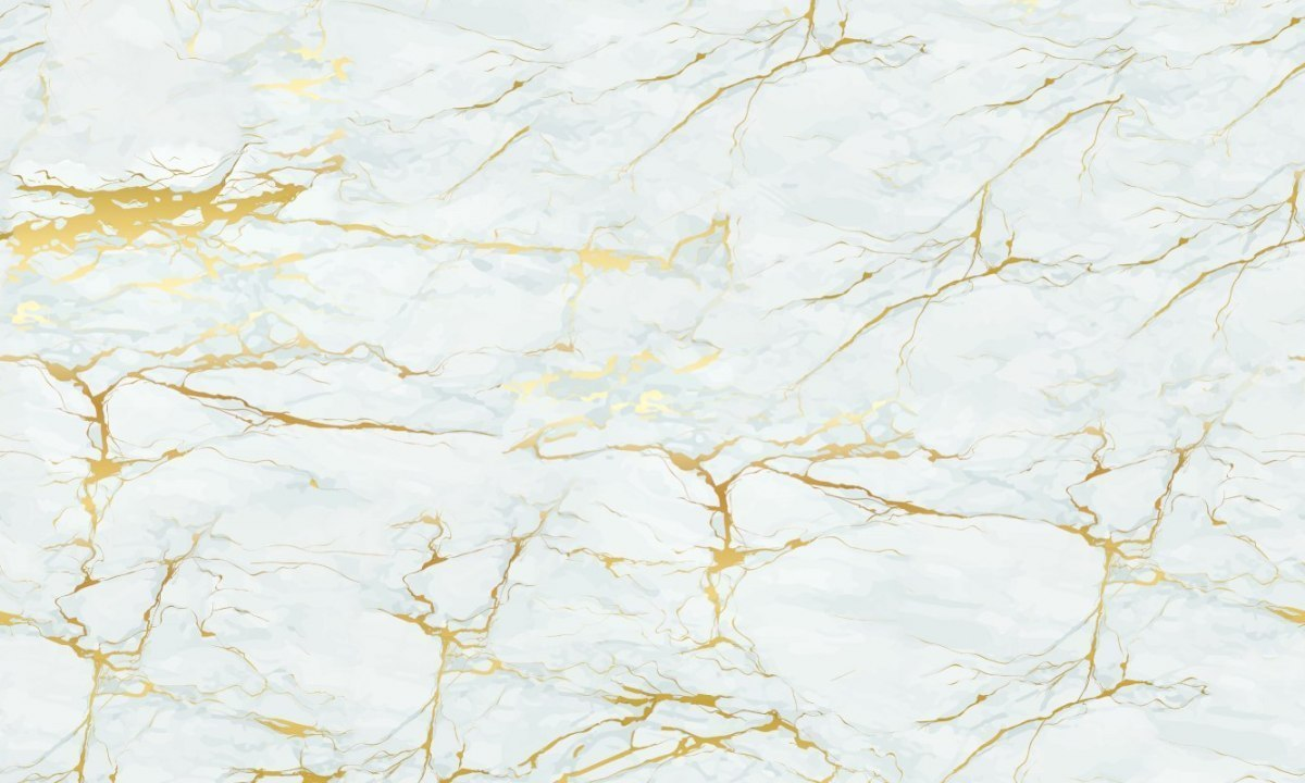 Eco wallpaper wall MARBLE WHITE