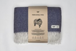 Blanket Ruru Dark blue