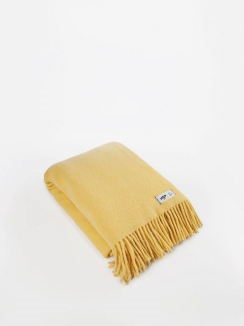 Blanket Yeti Pastel yellow