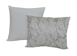 Set of 2 pillows Marble