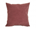 Set of 2 pillows Zigzag Burgundy
