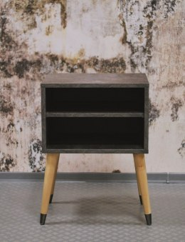Set of cabinets Dark concrete 2