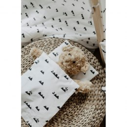 Bed linen for dolls of the mountains and the bunnies