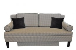 Versalen Sofa in Shepherd's Plaid
