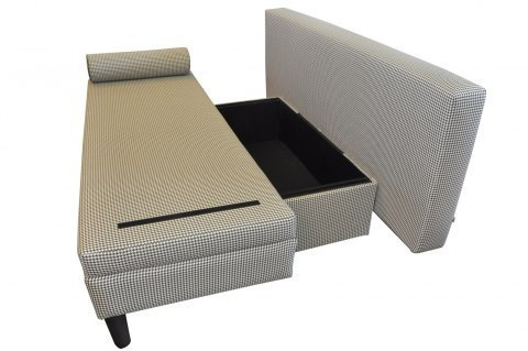 Sofa Bed Versal Houndstooth