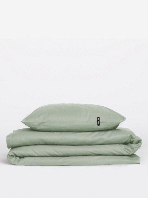 The bed linen set HOP DESIGN Sage Green