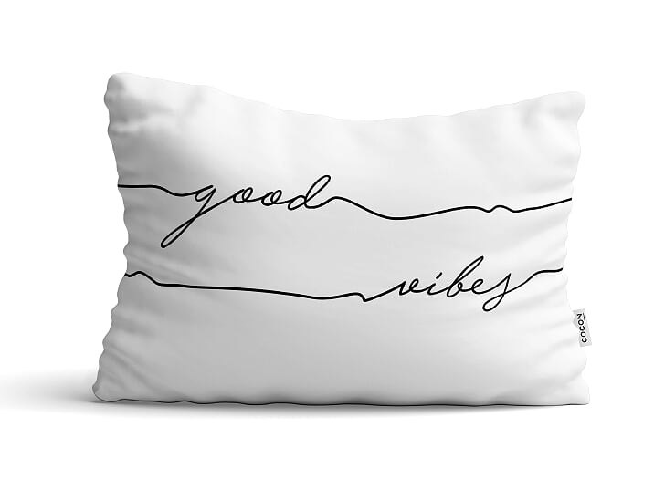 Pillow Covers GOOD VIBES ONLY