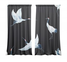 Curtains for cotton Birds