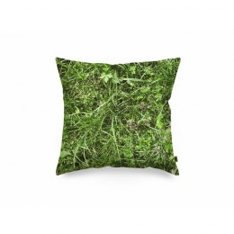 ALPINE MEADOW-pillow filled with buckwheat husm-40x40 cm