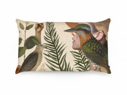 LIQUID MEMORY-pillow filled with buckwheat huss-50x30 cm