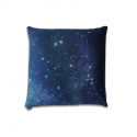 NORTHERN SKY-pillow filled with buckwheat husm-40x40 cm