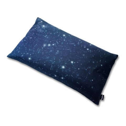 NORTHERN SKY-pillow filled with buckwheat huss-50x30 cm