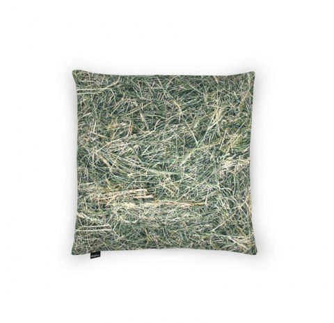 HAY-pillow filled with buckwheat husm-40x40 cm