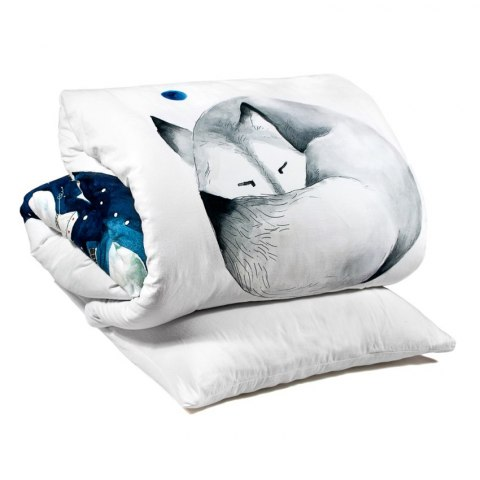 SLEEPING FOX-Set of children's bedding